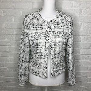 Cynthia Rowland Tweed Blazer Size Small